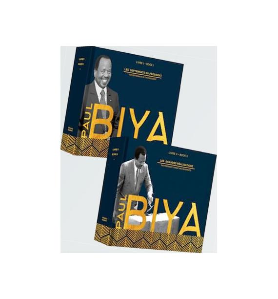 Livre de Paul Biya